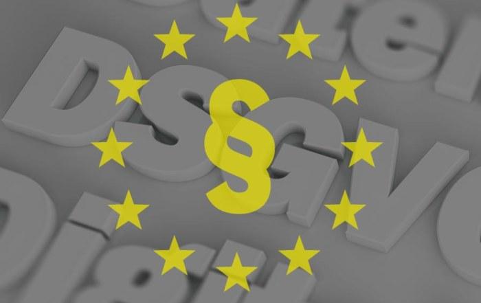 Datenschutzgrundverordnung DSGVO, Recht auf Datenschutz