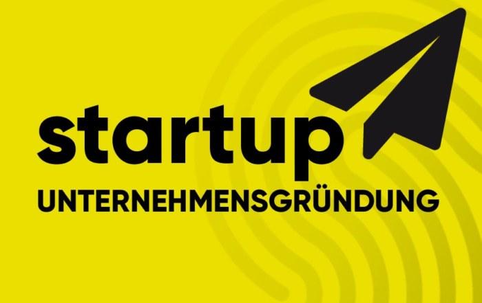 startup-unternehmensgründung